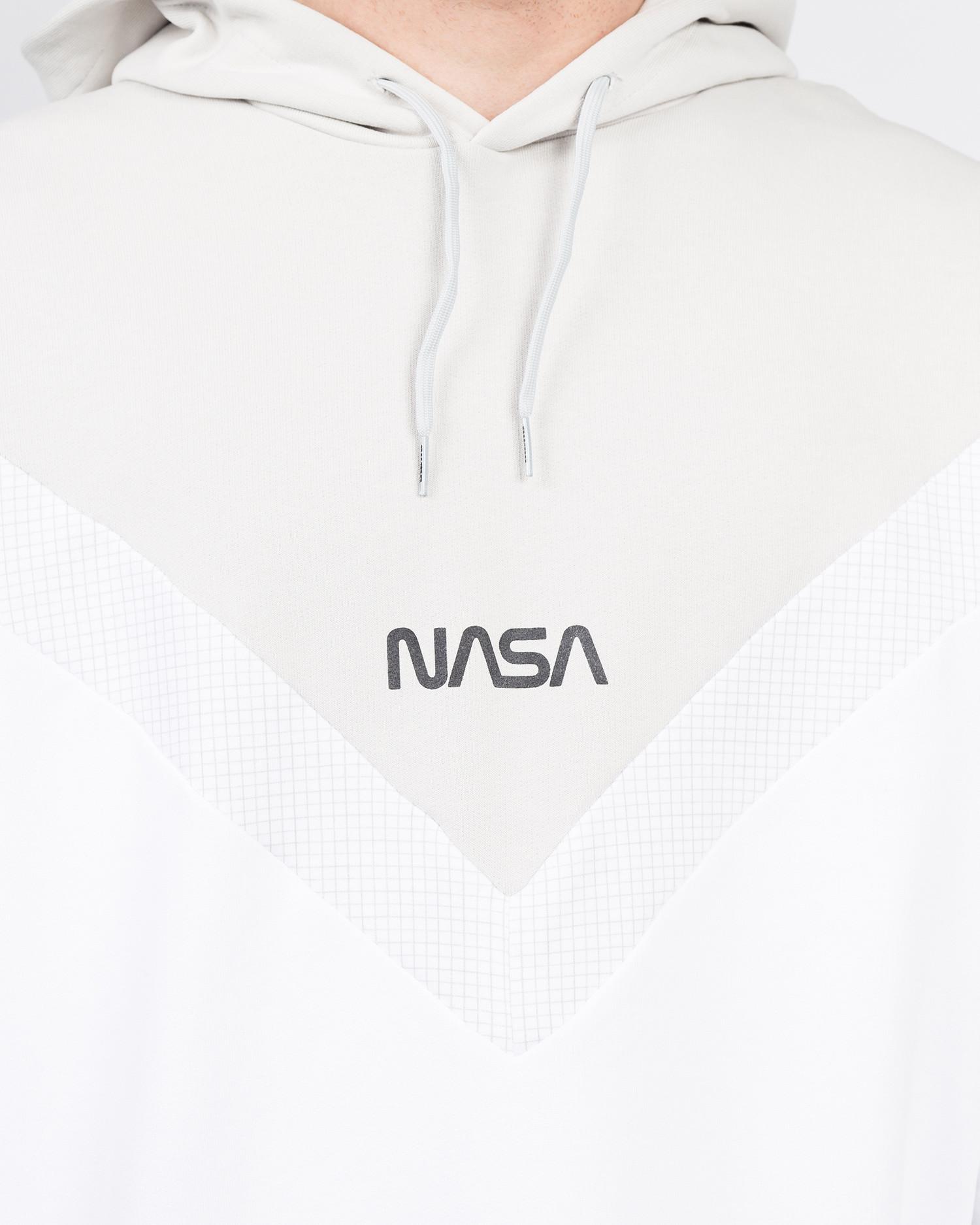 Puma  Space Agency Hoody/Puma White