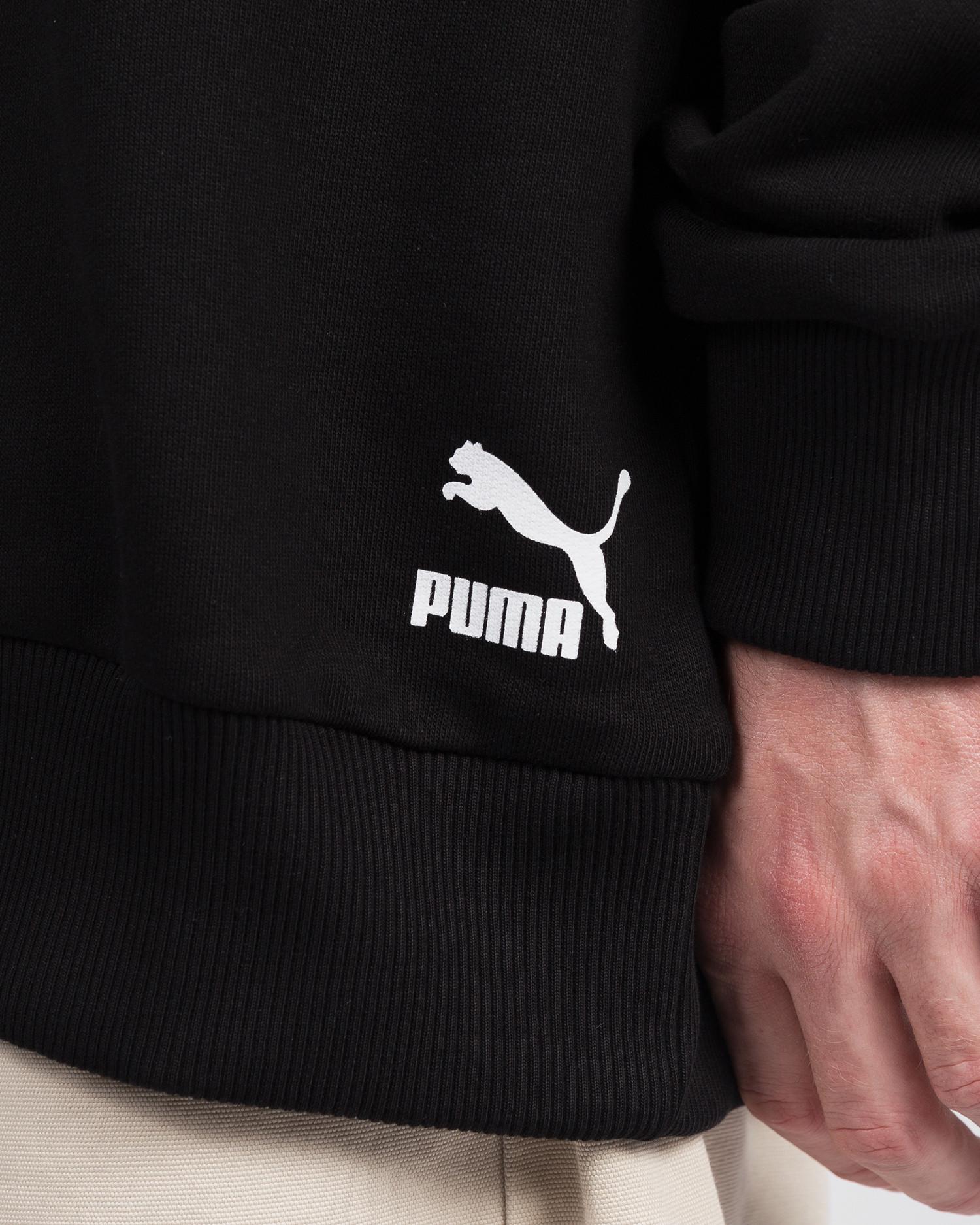 Puma  Space Agency Hoody/Puma Black