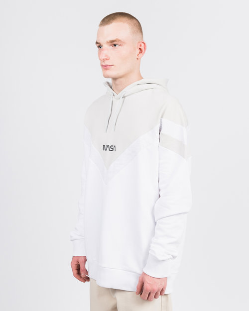 Puma Puma  Space Agency Hoody/Puma White