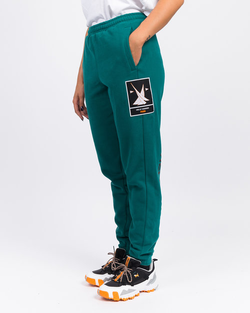Puma Puma X Helly Hansen Fleece Pant/Teal Green