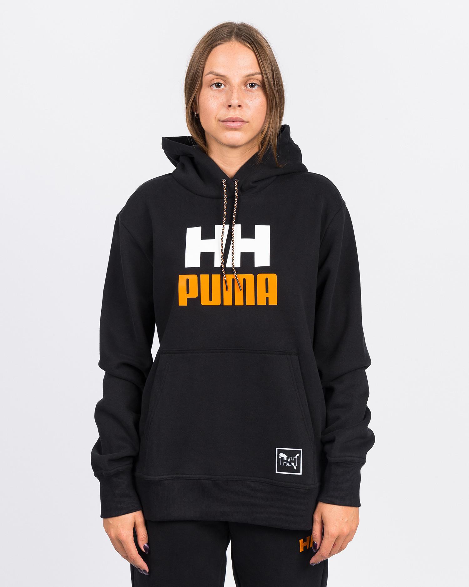 Puma X Helly Hansen Hoody Puma Black