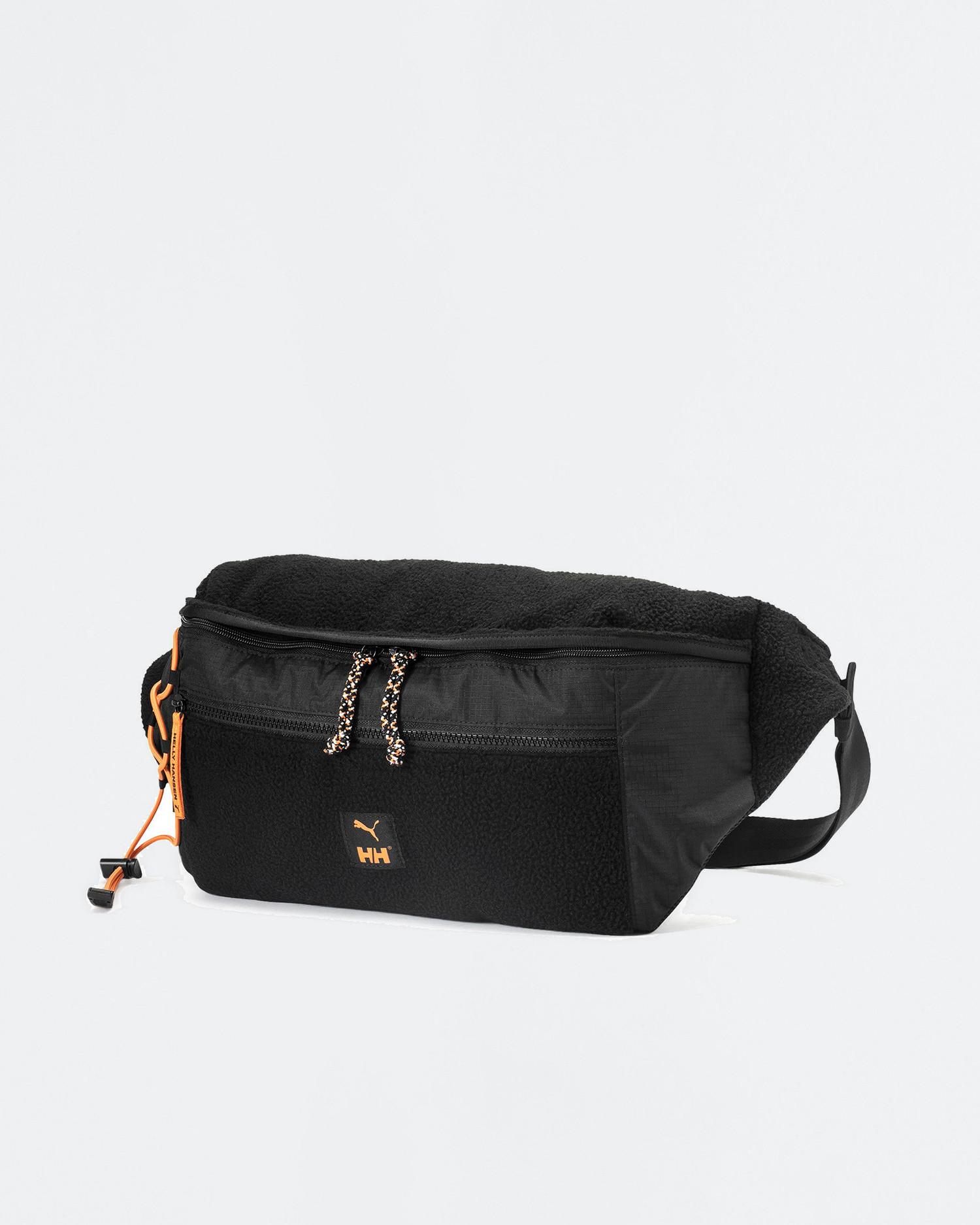 Puma x Helly Hansen Oversized waistbag Black