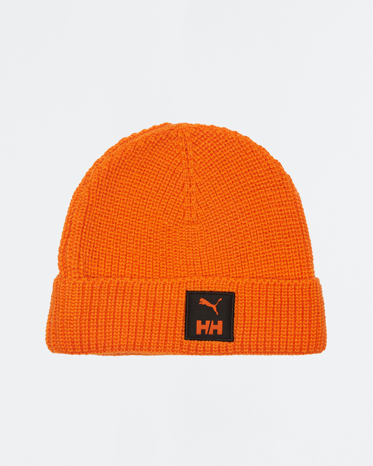 Puma x Helly Hansen Beanie Black/orange popsicle
