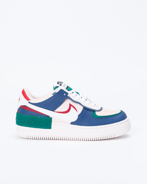 Nike Nike W Af1 Shadow Mystic Navy/white-echo pink-gym red