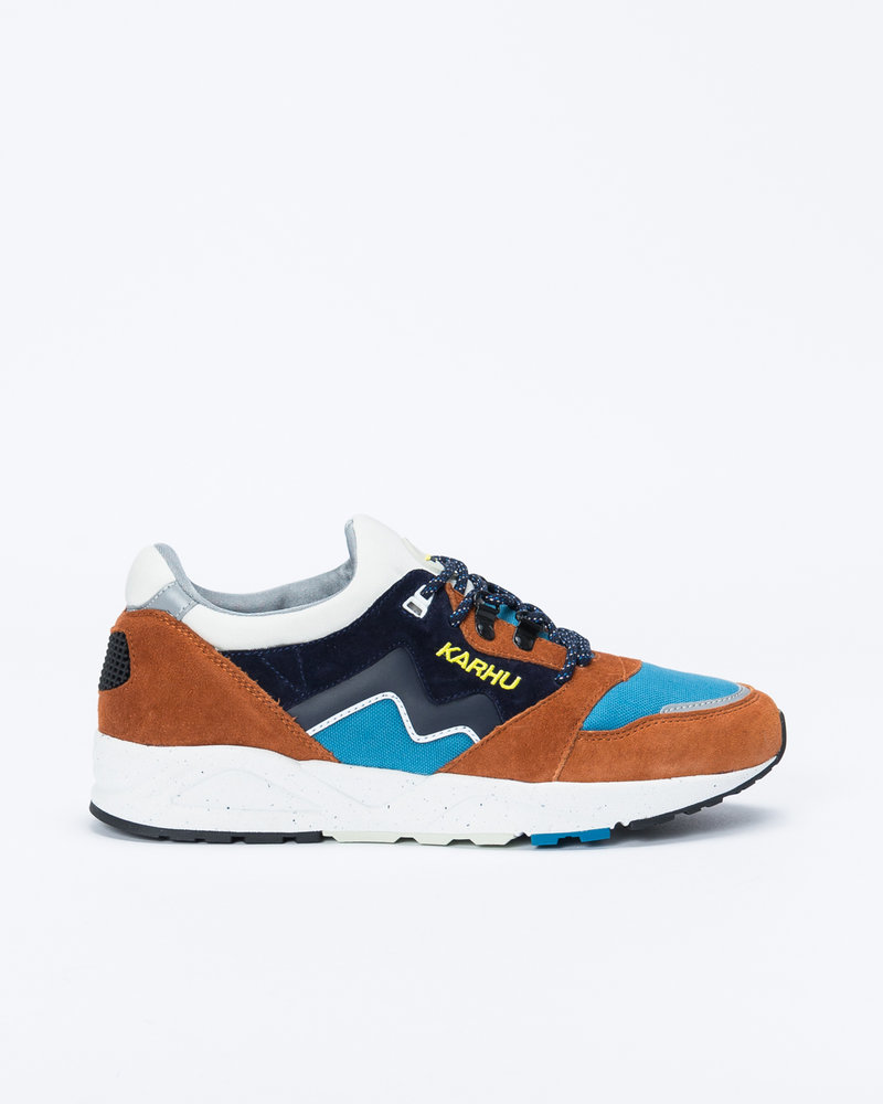 Karhu Karhu Aria Leather Brown/Night Sky