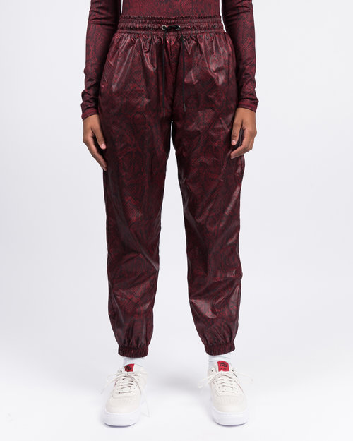 Nike Nike NSW Snakeskin pant Team red/black