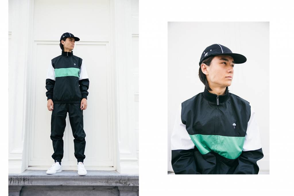 """New Hélas """"Astroturbo"""" collection lookbook"""