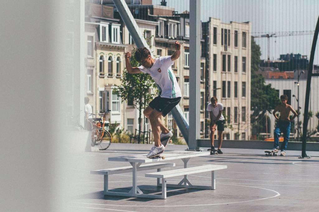 Arne Goossens Lockwood Threestripes in the Streets