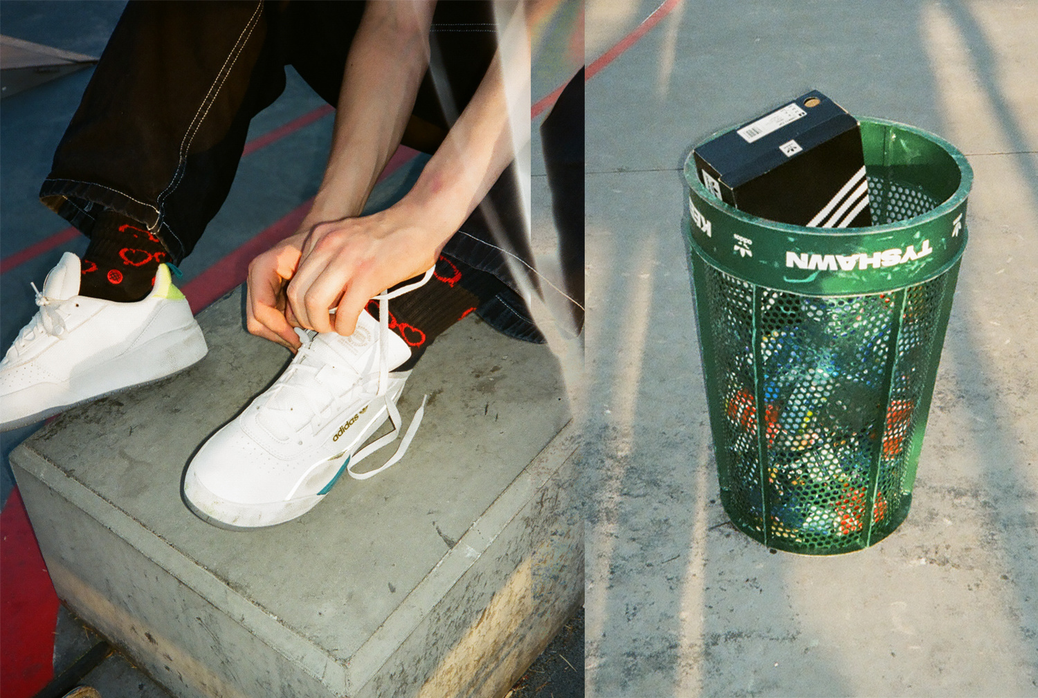 adidas Skateboarding Liberty Cup weartest