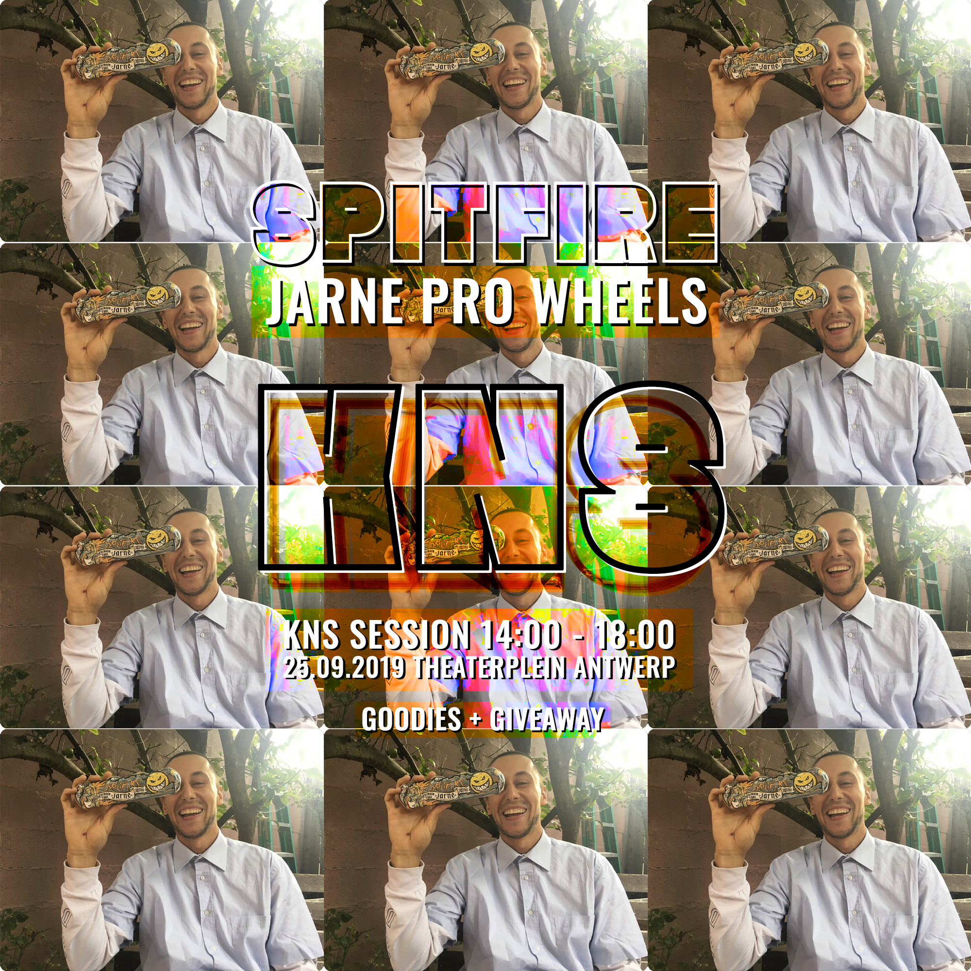 Whoohoo Jarne's Pro Wheels on Spitfire