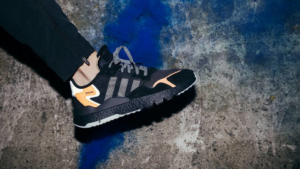 An Exclusive First Look at the adidas Nite Jogger with Boy Kortekaas