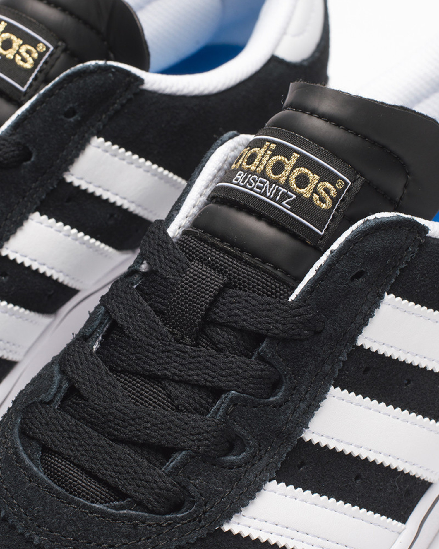 Adidas busenitz vulc black1/runwht/black1