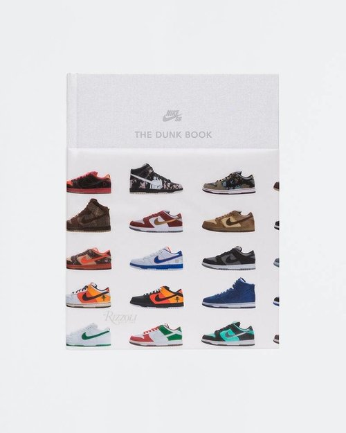 Nike Nike Sb The Dunk Book