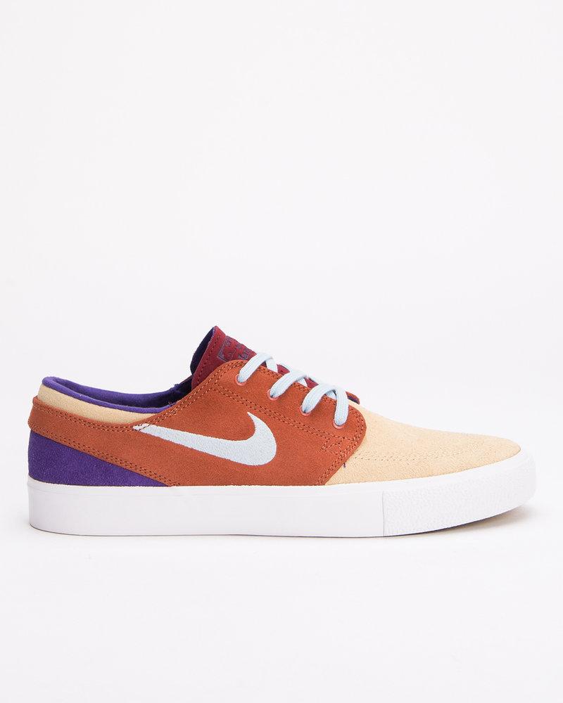 Nike Nike SB Zoom Janoski RM desert ore/lt armory blue-dusty peach