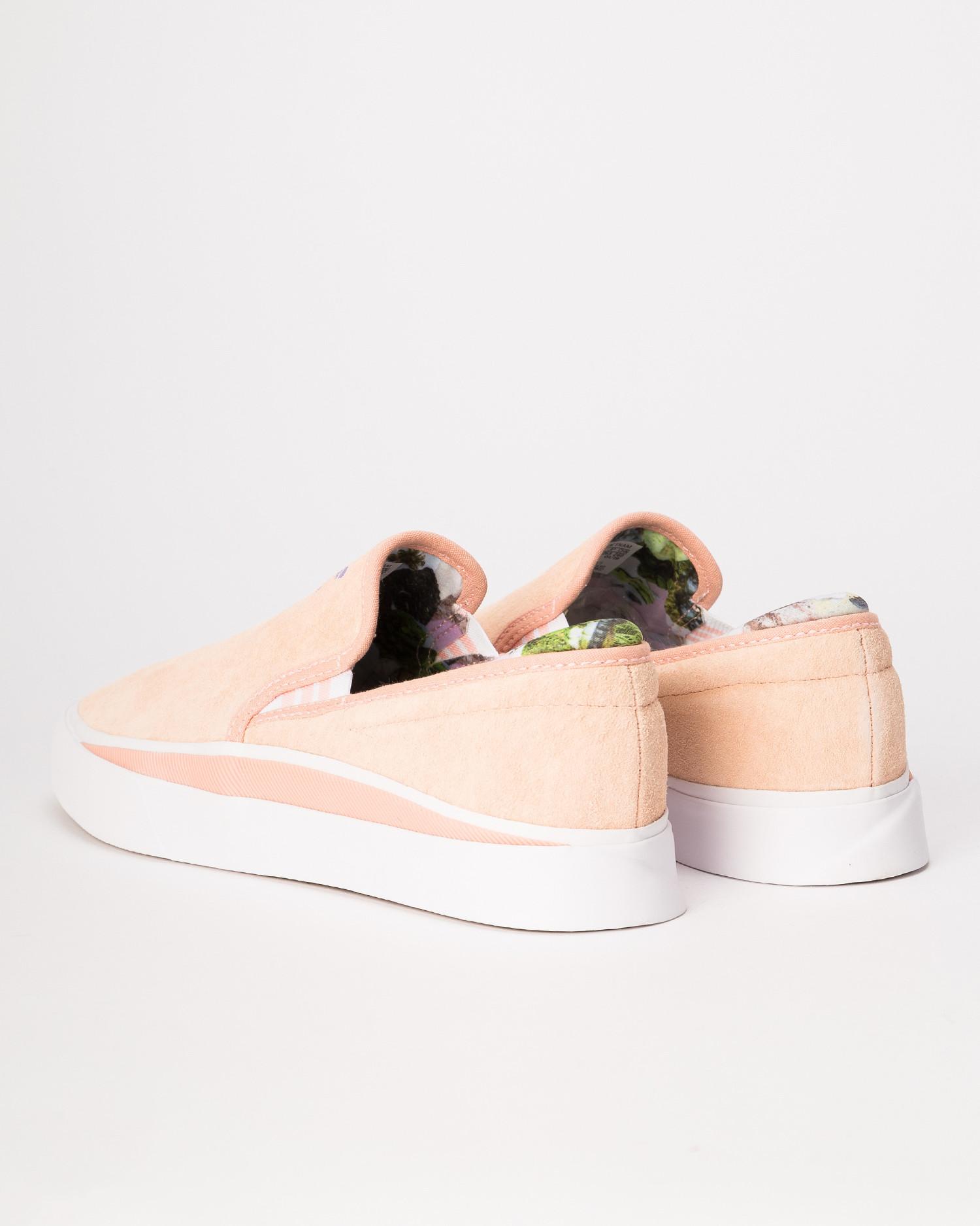 Adidas sabalo slip         cleora/ftwwht/lpurpl