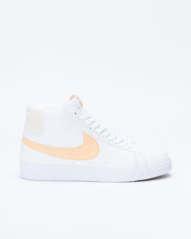 Nike Nike SB Zoom Blazer Mid Premium White/Celestial Gold