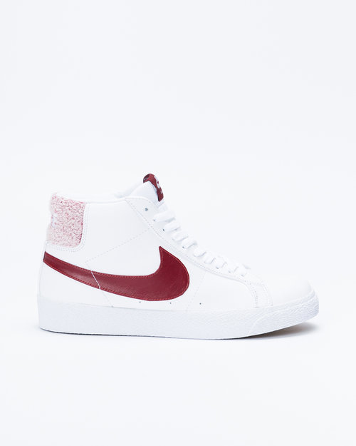 Nike Nike SB Zoom Blazer Mid Premium White/Team Red