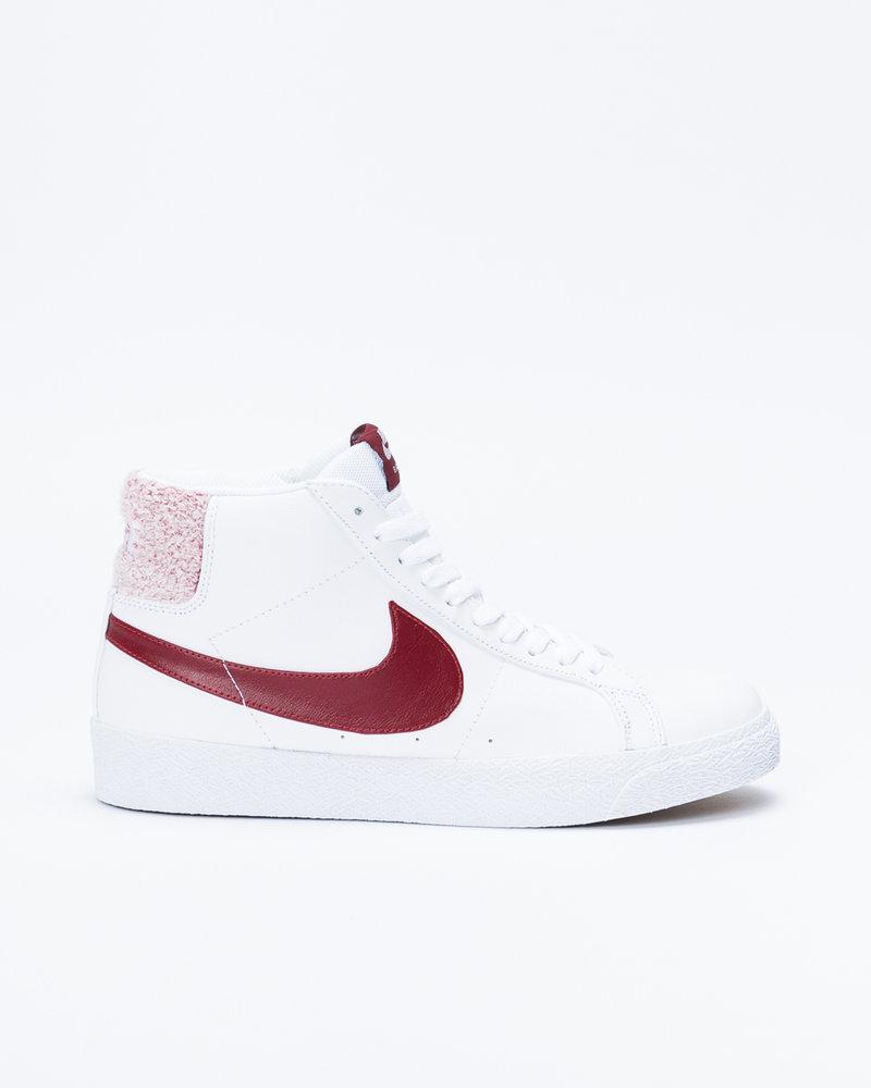 Nike Nike SB Zoom Blazer Mid Premium White/Team Red