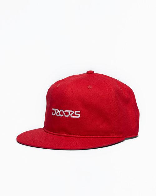 DC DROORS Infinity Hat Racing Red