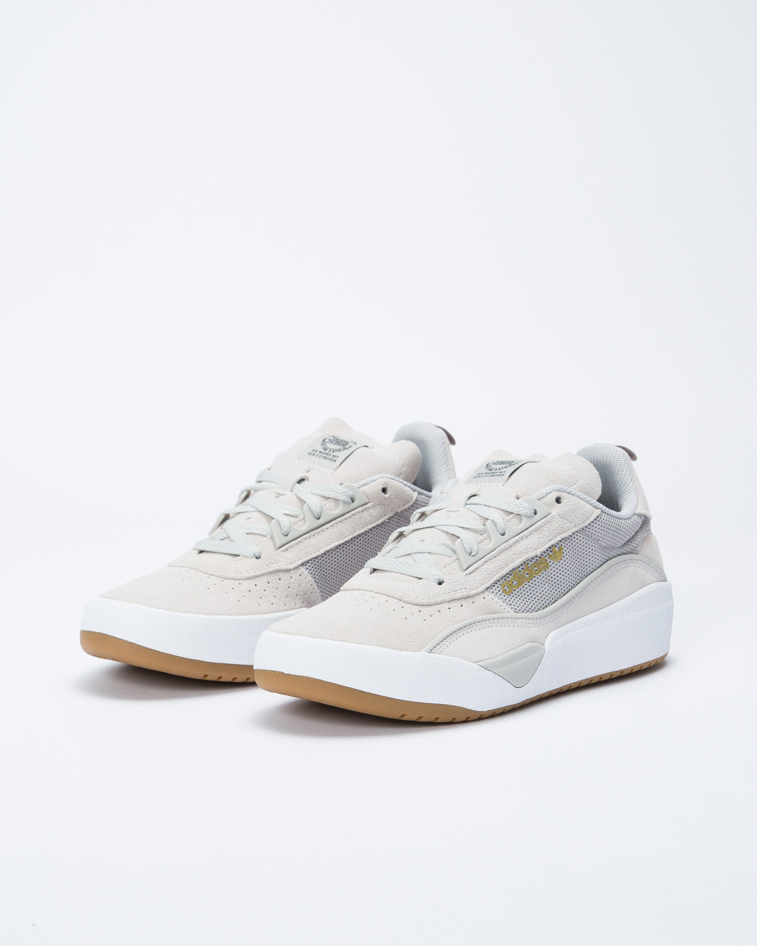 Adidas Liberty Cup Footwear White/Gum4/Gold Metalic