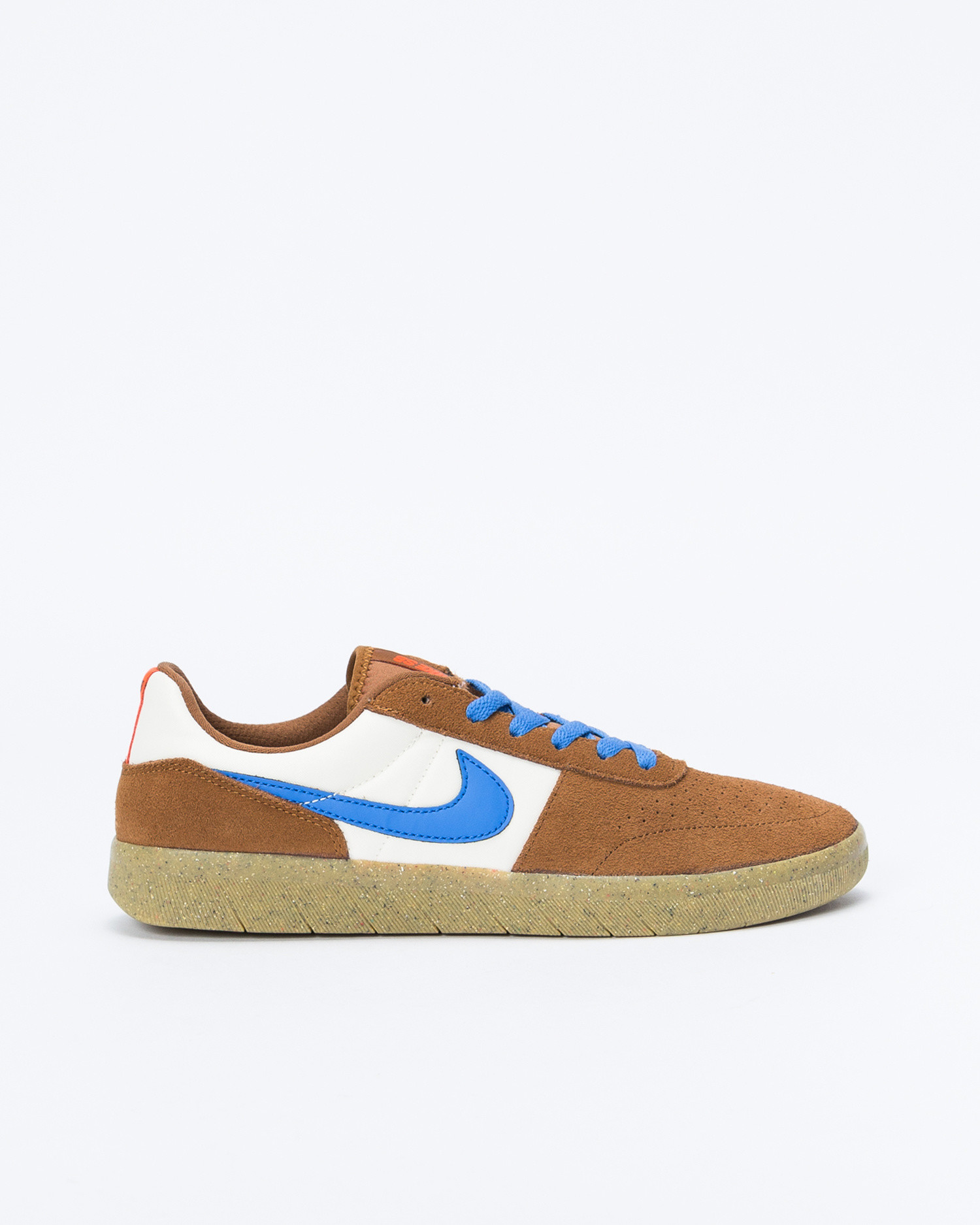 Nike Sb Team Classic Core Perforated Lt British Tan/Pacific Blue-Pale Ivory