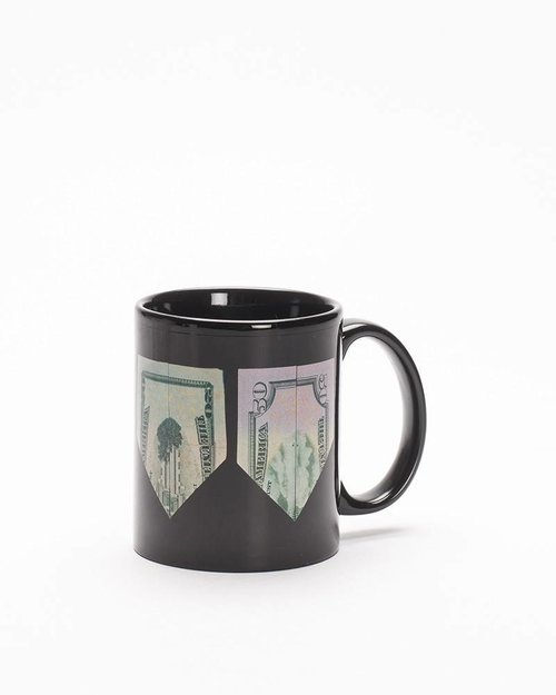 Theories Of Atlantis Theories Of Atlantis Paper Planes Mug Black