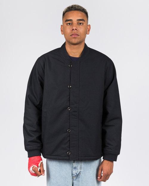Levis Levi's skate Pile Jacket Black Canvas
