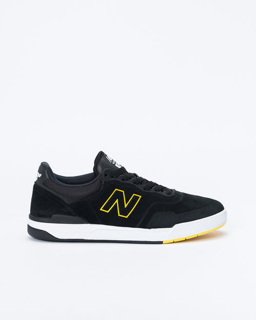 New Balance New Balance NM913 Leather/Textile BLACK/YELLOW