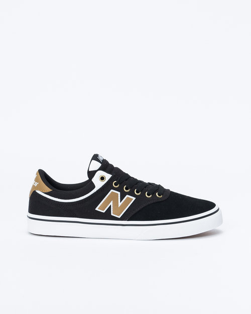 New Balance New Balance Numeric NM255 Textile/Leather BLACK