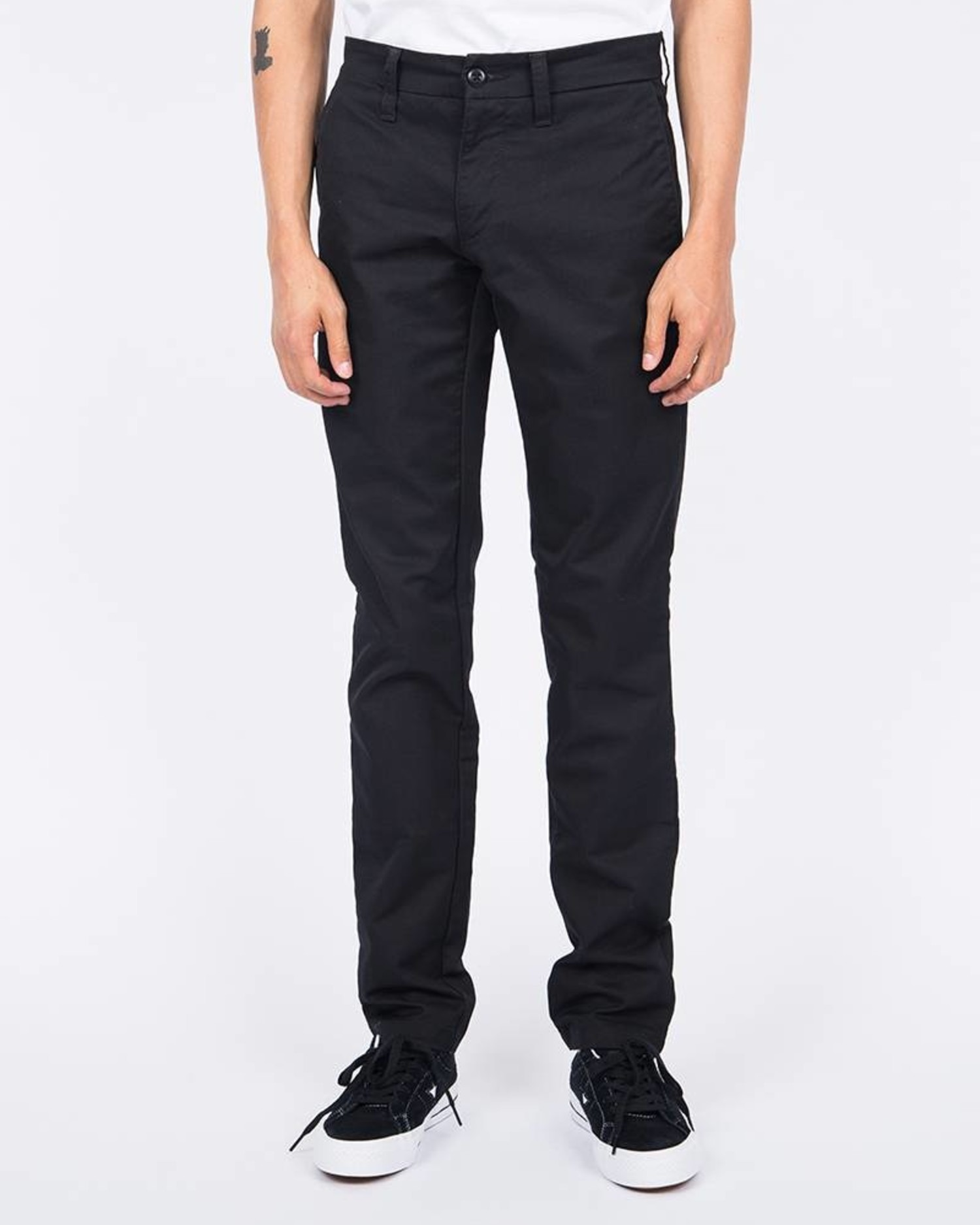 Carhartt Sid Pants Black Rinsed