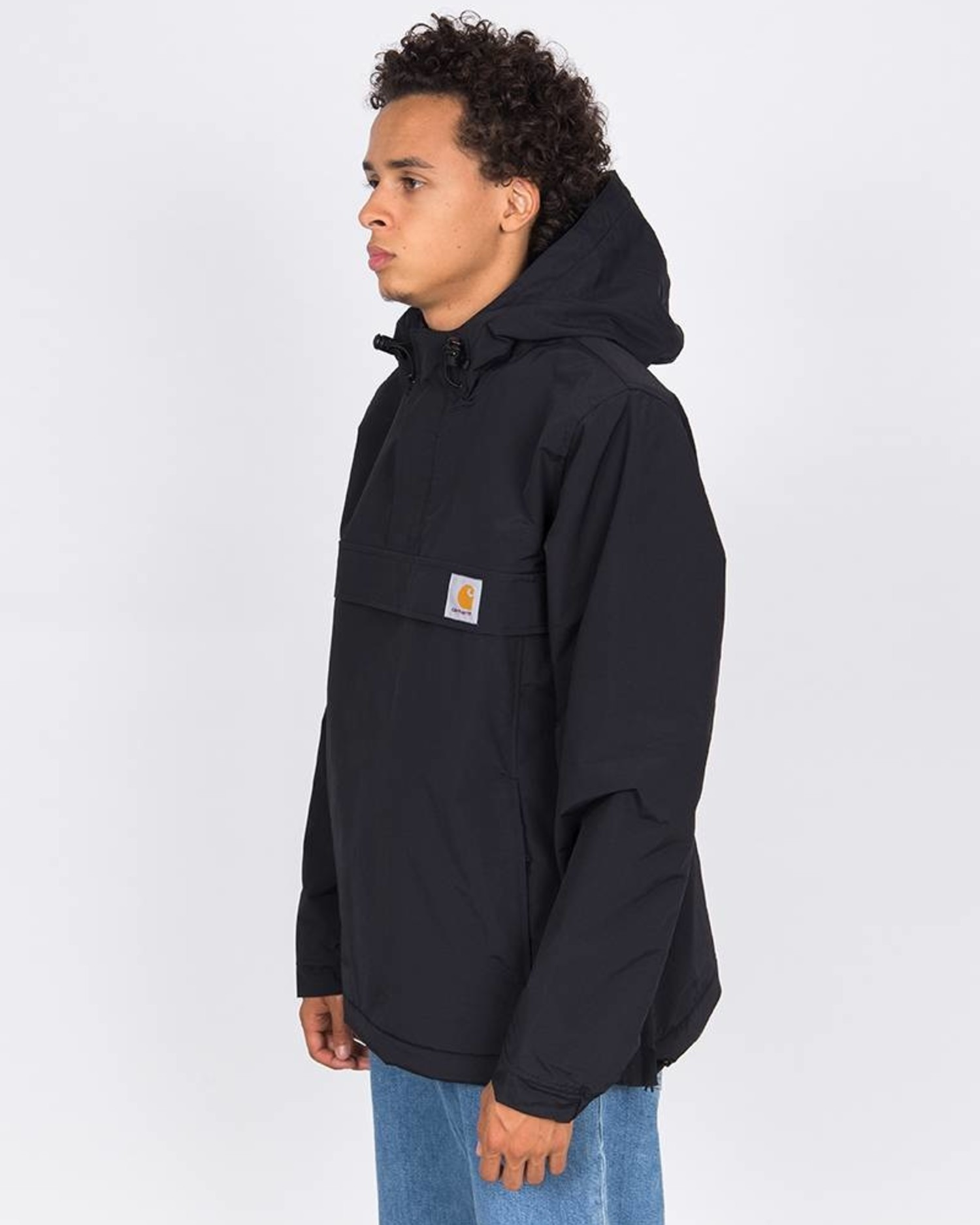 Carhartt Nimbus Fleece Lined Pullover Black