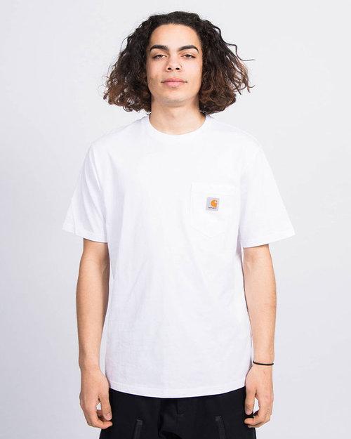 Carhartt Carhartt S/S Pocket T-Shirt Jersey White
