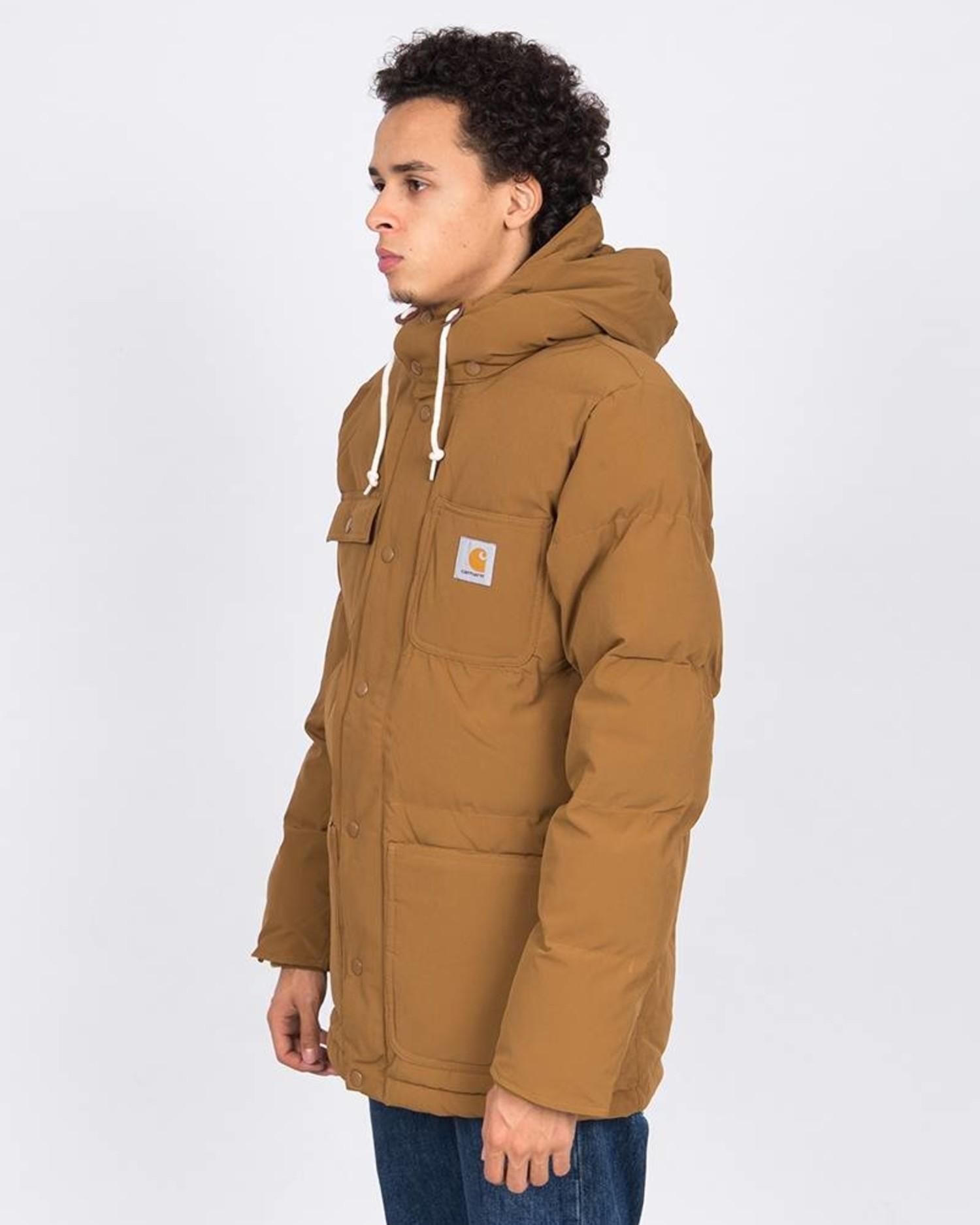 Carhartt Alpine Coat Hamilton Brown/Black