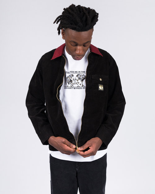 Carhartt Carhartt X Passport Jacket Passport Black