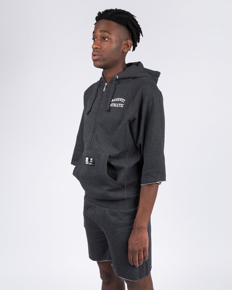 Paccbet Paccbet X Russel Athletic Overall Black