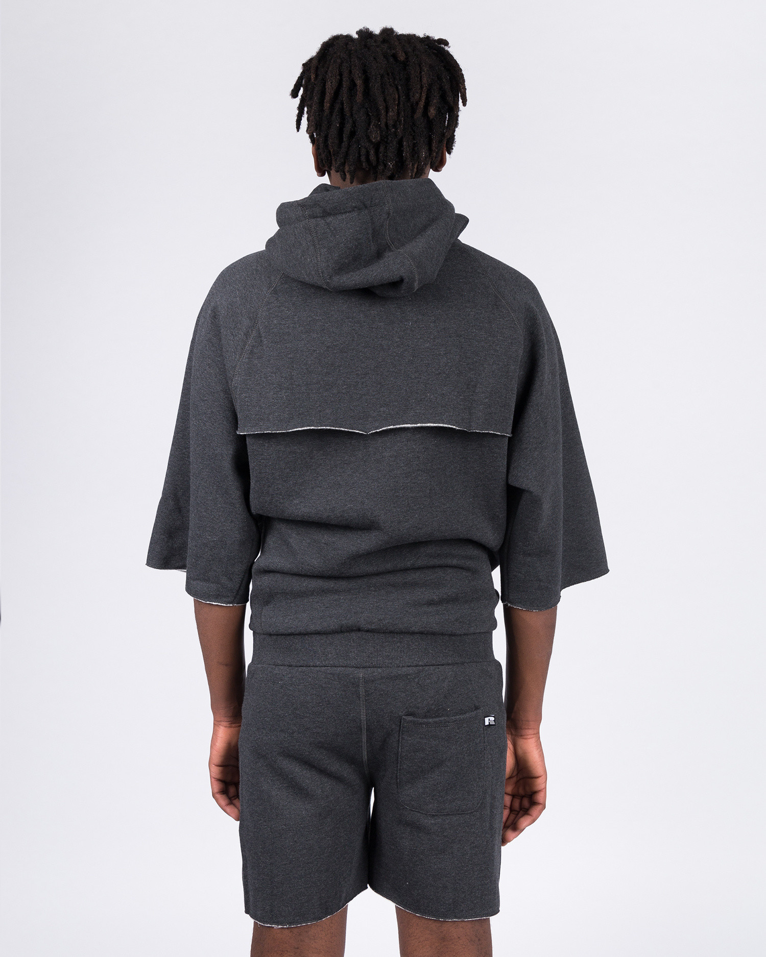 Paccbet X Russel Athletic Overall Black