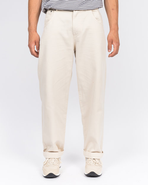 Pop Trading Co Pop Trading Co DRS pants off white canvas