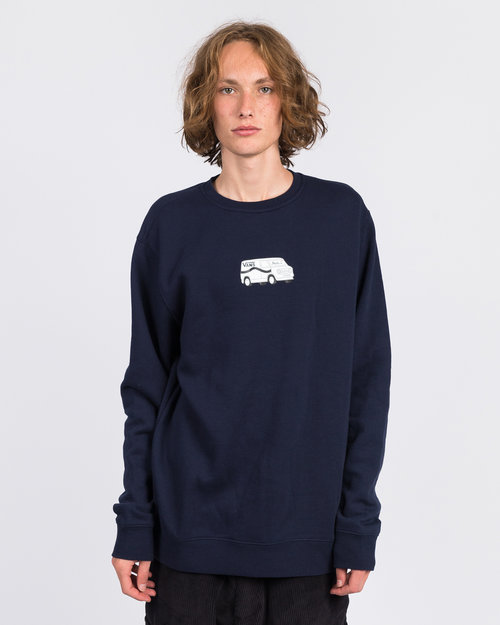 Vans VANS X PEELS CREW dress blues