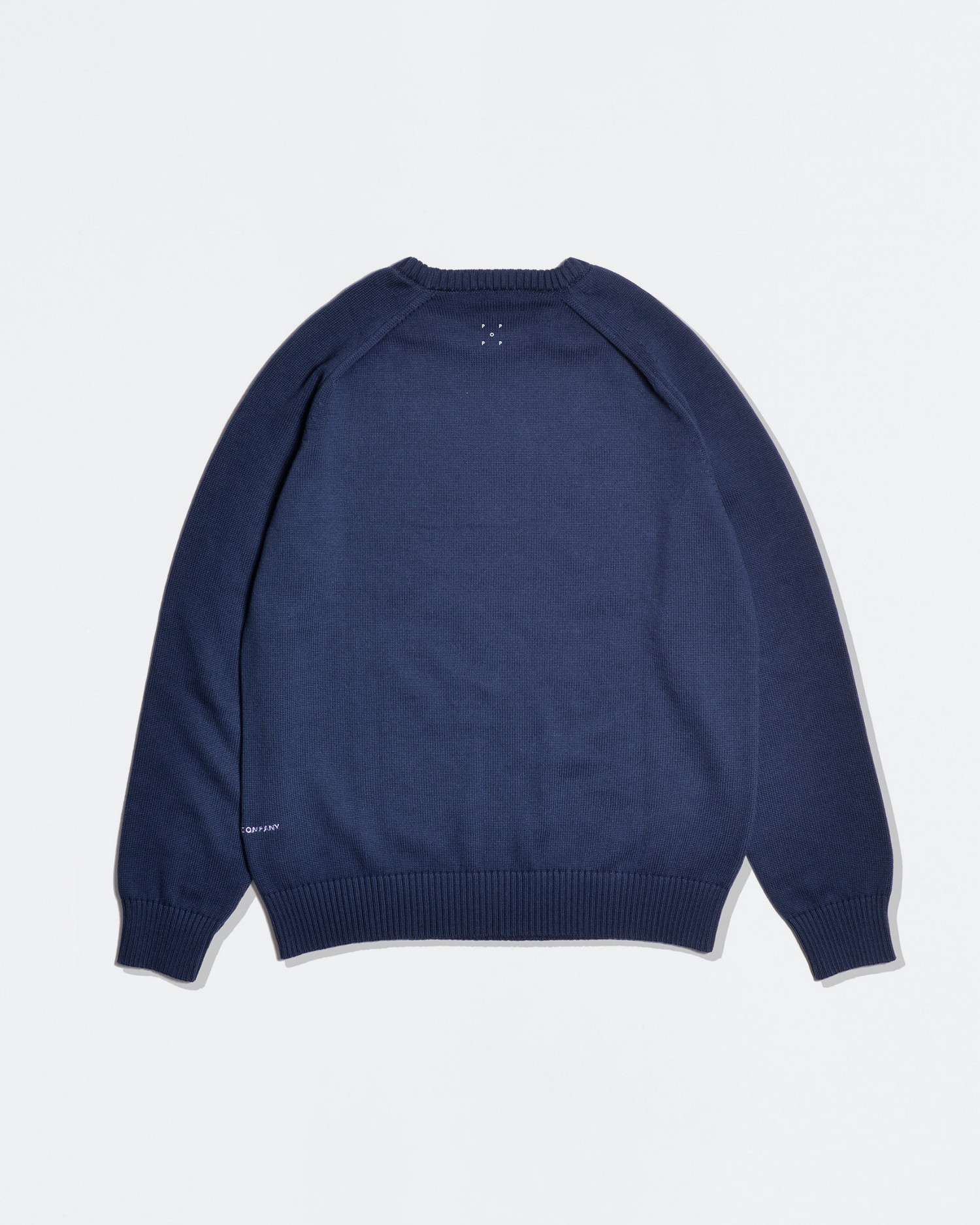 Pop Trading Co X Popeye knit navy