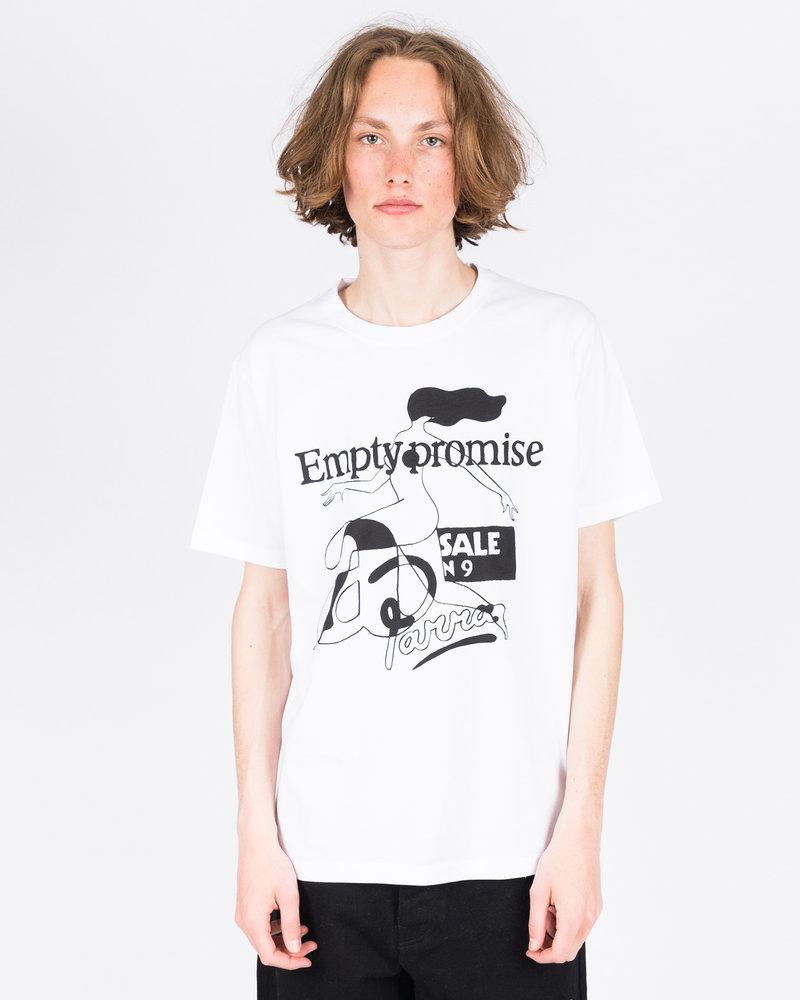 Parra Parra Empty Promise T-Shirt White
