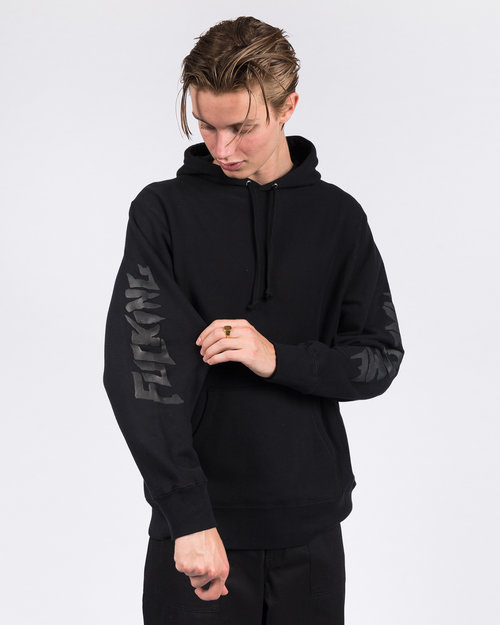 Fucking Awesome Fucking Awesome Nautical Rome French Terry Hoodie Black
