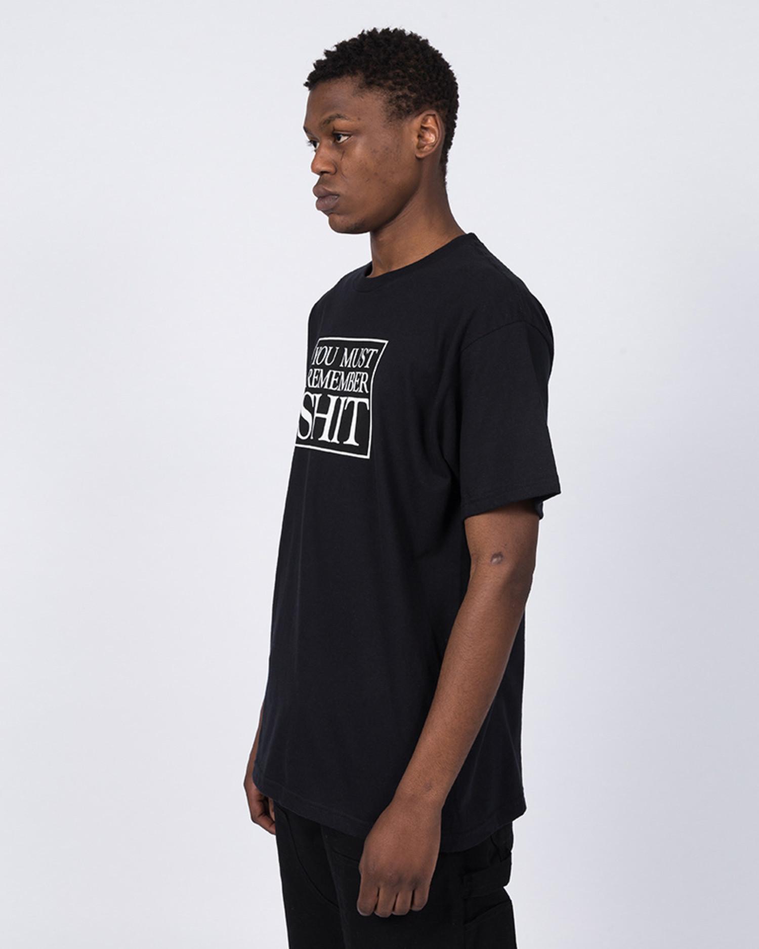 Fucking Awesome Remember T-Shirt Black