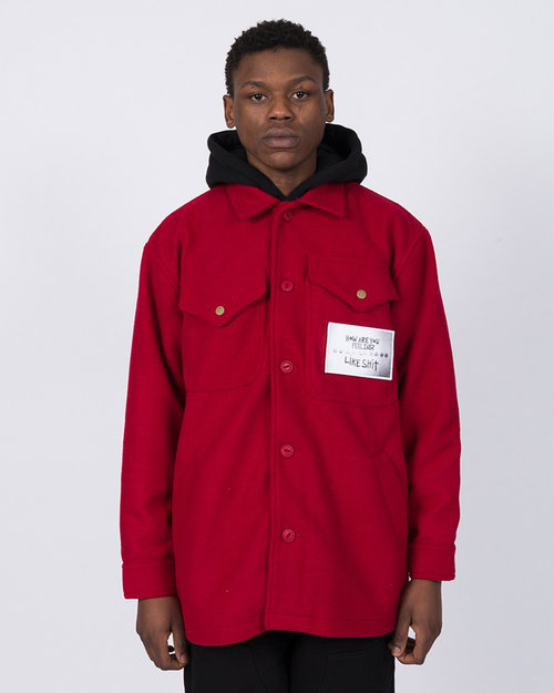 Fucking Awesome Fucking Awesome Thieves Jacket Red