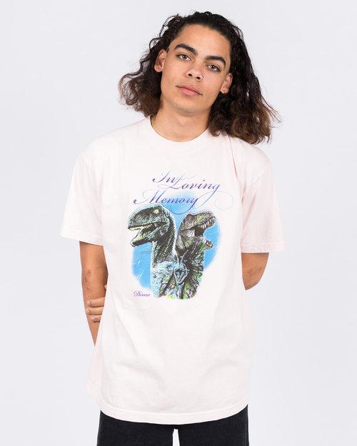 Dime Dime Loving Memory T-Shirt Light Pink
