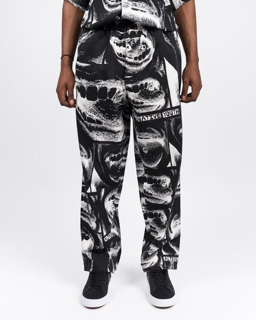 Polar Polar X Iggy Alternative Youth Pants Black