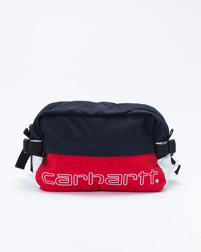 Carhartt Carhartt Terrace Hipbag Cardinal/Dark Navy/White