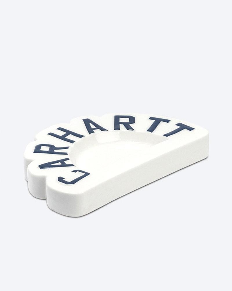 Carhartt Carhartt Arch Porcelain Ashtray White/Navy