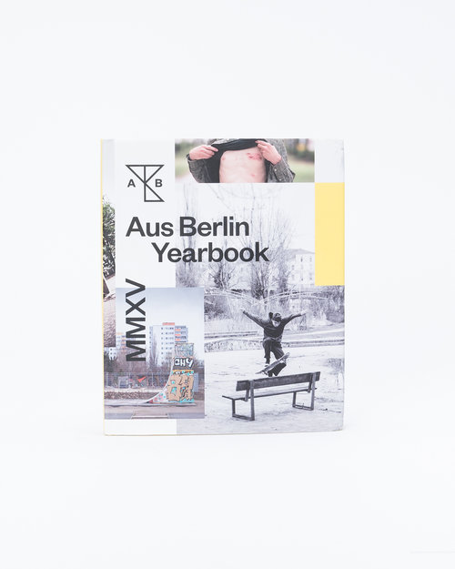 DPY Aus Berlin Yearbook MMXV 2015