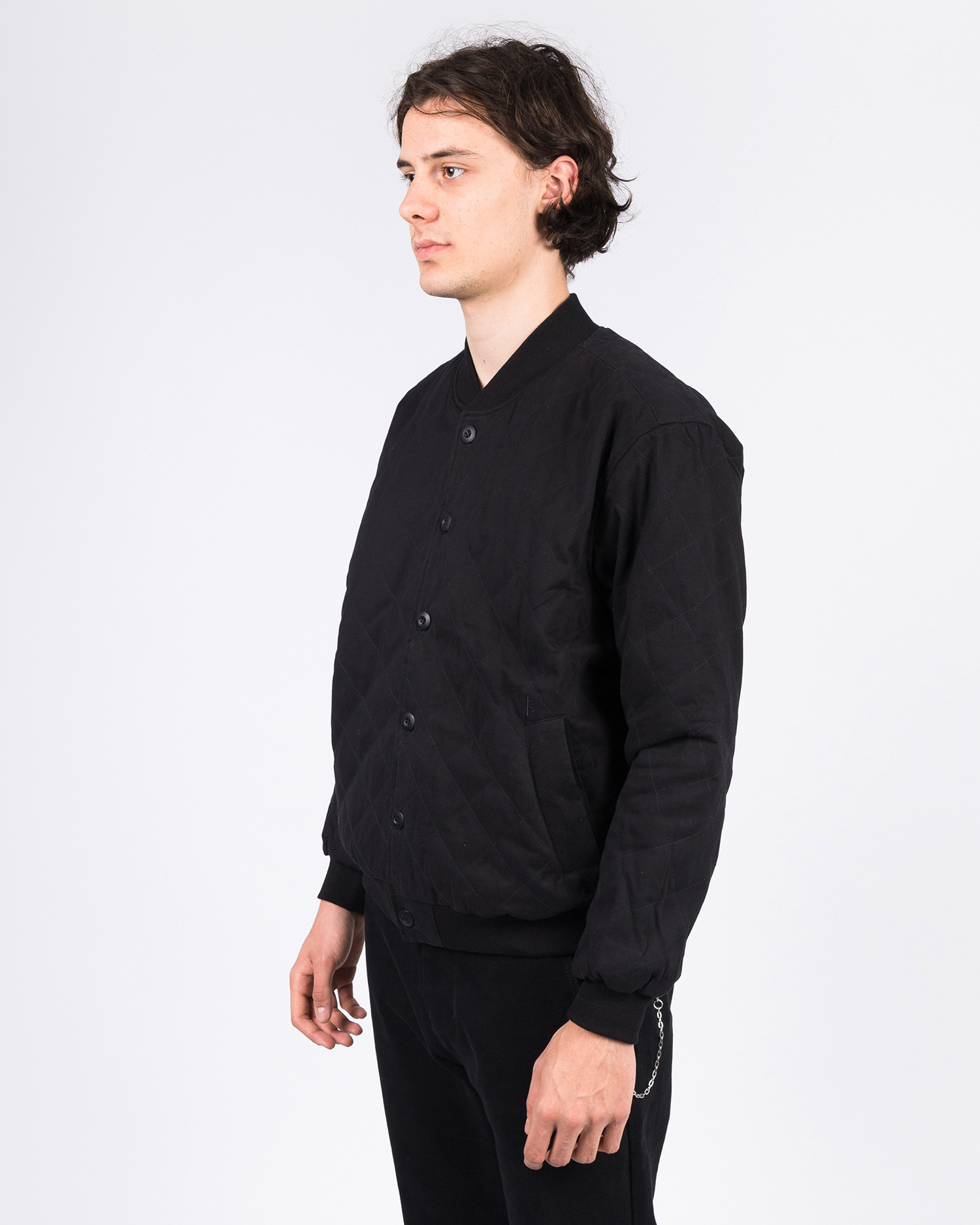 Former Special Varsity Jacket Black