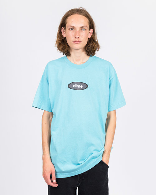 Dime Dime Egg T-Shirt Aqua